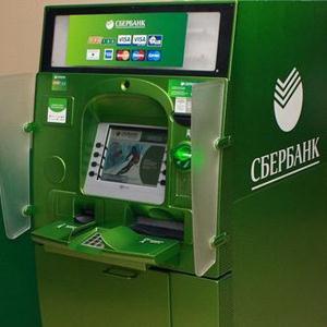 Банкоматы Красновишерска