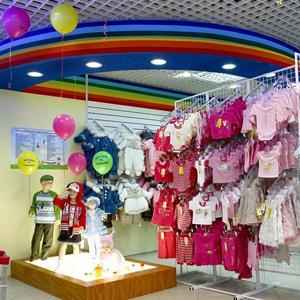 Детские магазины Красновишерска