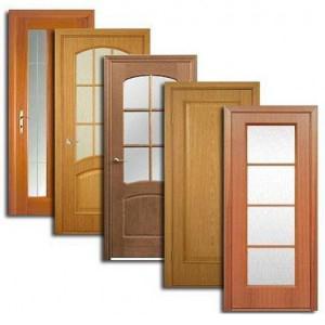 Двери, дверные блоки Красновишерска
