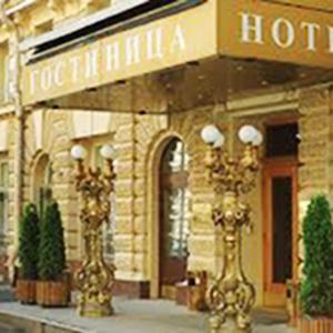 Гостиницы Красновишерска