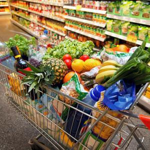 Магазины продуктов Красновишерска