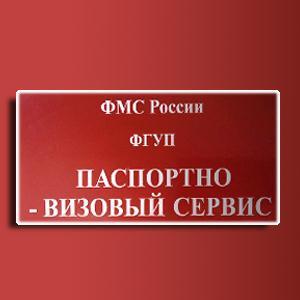 Паспортно-визовые службы Красновишерска
