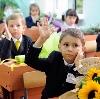 Школы в Красновишерске
